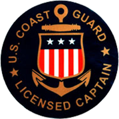 Coast Guard Licensed Captain logo