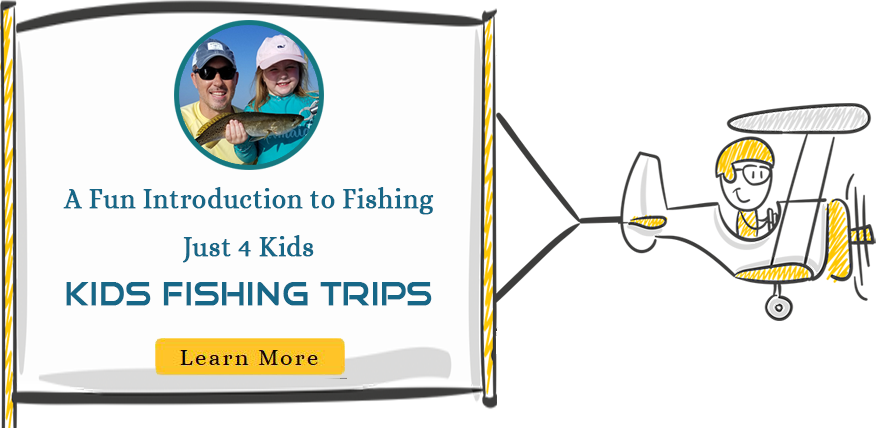 Fishing Trips for Kids