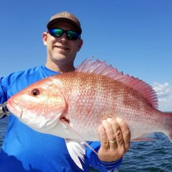 October Fishing Red Snapper