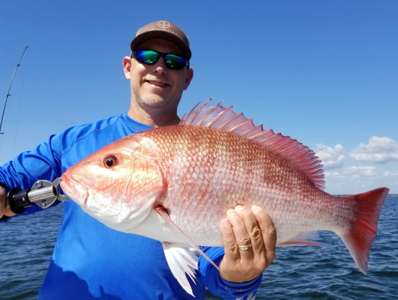October Fishing Red Snapper