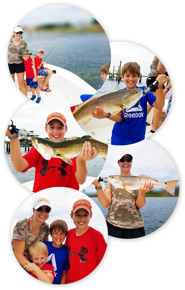 New to Fishing - Pensacola Fishing Charters